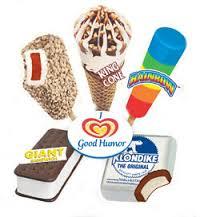 HAHAHahaaaa een lekker ijsje!