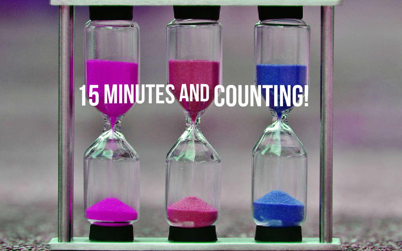 quotes-15-minutes-and-count