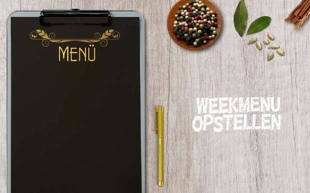 quotes-Weekmenu-opstellen