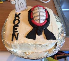 Kendo cake