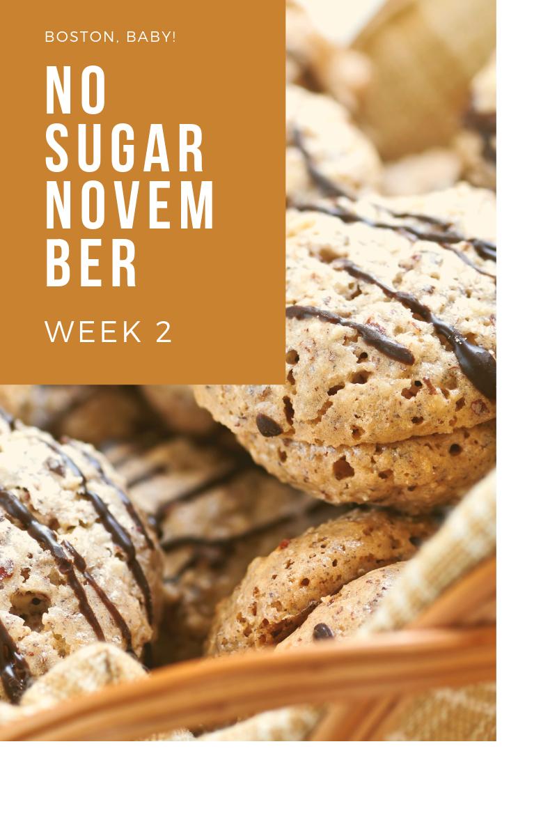 no sugar november 2