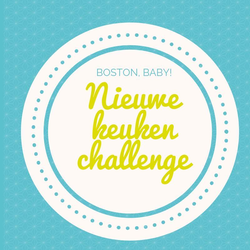 Nieuwe keuken challenge